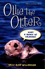 Ollie the Otter book cover