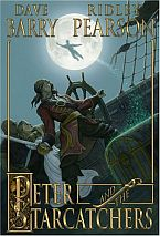 Peter and the Starcatchers cover
