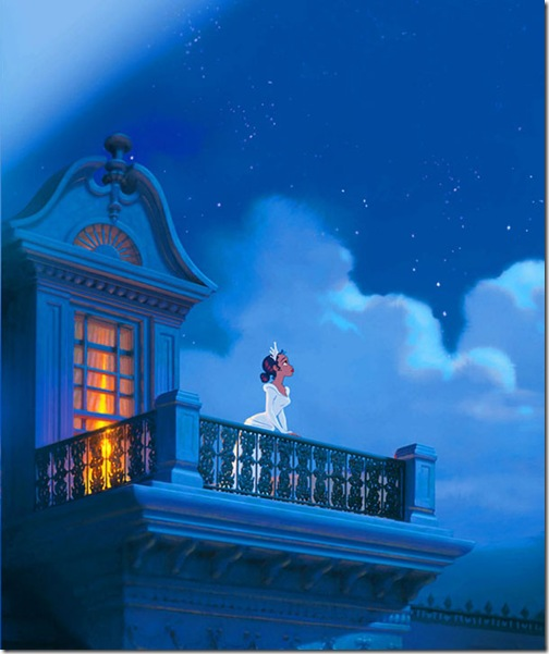 The Princess and the Frog 01