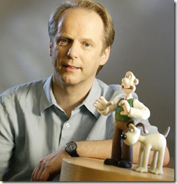 Nick Park and friends