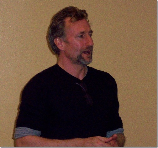Brian Henson at the Center for Puppetry Arts