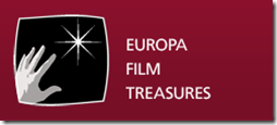 Europa Film Treasures logo