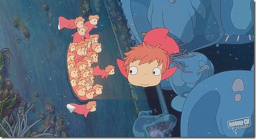 Gake no Ue no Ponyo (Ponyo On the Cliff by the Sea)