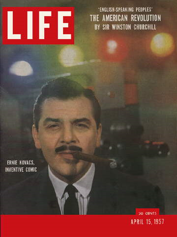 ernie kovacs car crash