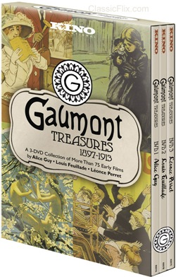 Gaumont Treasures: 1897-1913 cover