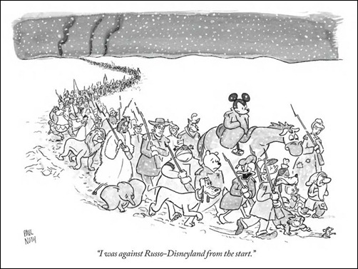Paul Noth Russo-Disneyland cartoon from May 24, 2010 edition of The New Yorker