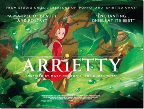 Arriety poster