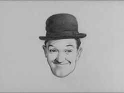 Stan Laurel caricature from Richard Williams Pordenone 2011 trailer 03