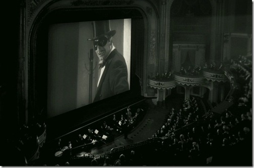 The world premiere screening of George Valentin's A Russian Affair