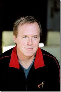 Brad Bird Publicity Photo for The Incredibles