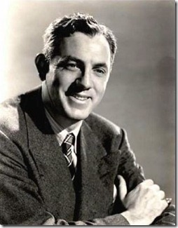 Publicity photo of David Hand at Gaumont British Animation